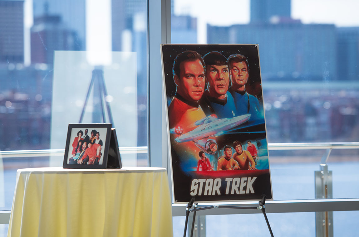Decorational poster and picture of popular TV shows