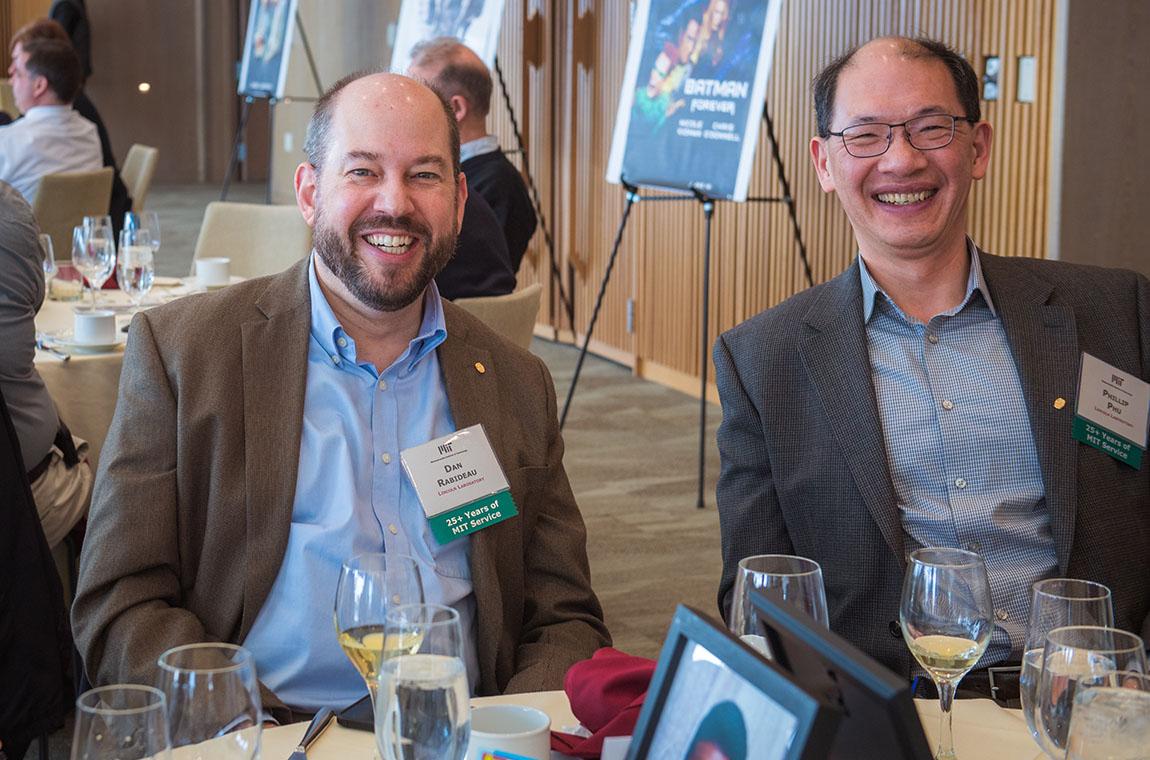 Dan Rabideau and Phillip Phu