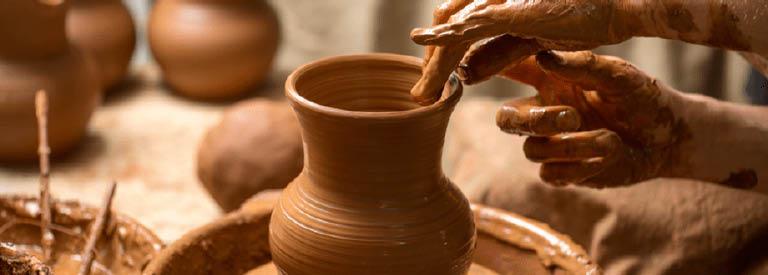 Photo of ceramics