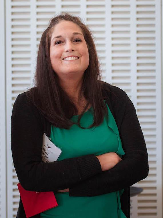 Photo of New QCC member Kelley Mahoney