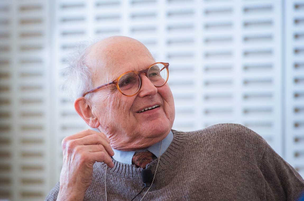 Photo of Prof. Rainer Weiss