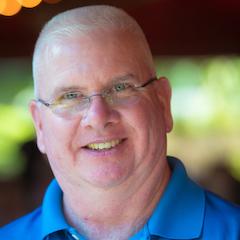 Photo of Stephen P. Holmberg